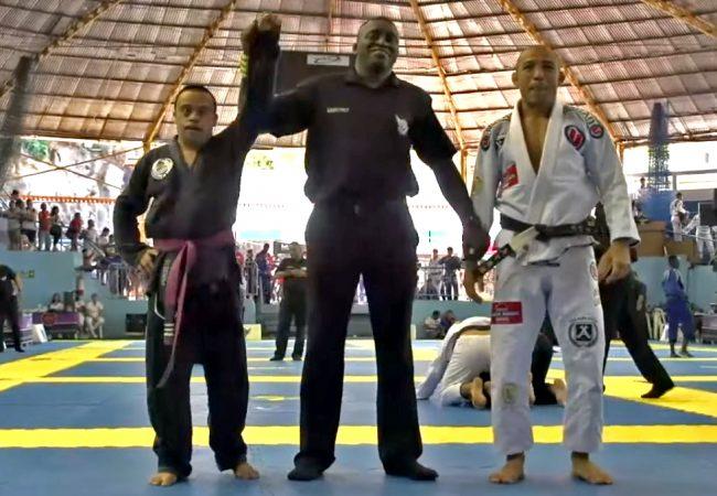Veja o duelo entre José Aldo e Jonathan Pitbull em luta especial de Jiu-Jitsu