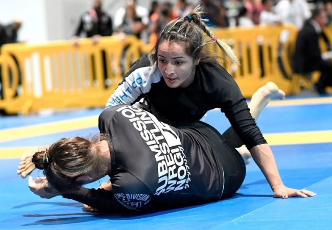ADCC 2017: BJJ world champion secures last spot among women