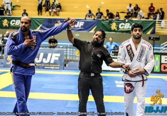 SP Open de Jiu-Jitsu: Erberth Santos fatura absoluto e muda de equipe