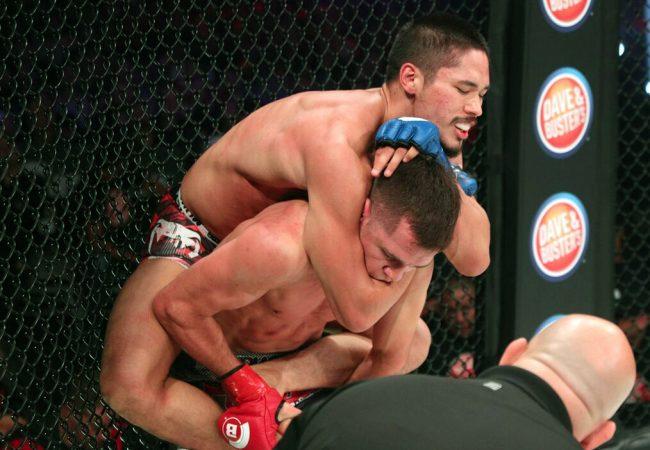 Jiu-Jitsu: O mata-leão de Goiti Yamaguchi que derrubou uma invencibilidade no Bellator