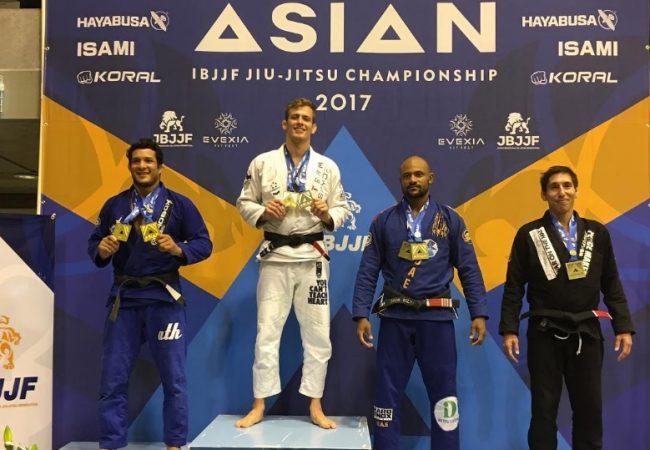 Asian Open de Jiu-Jitsu: Keenan Cornelius, Kayron Gracie & cia. dominam no Japão