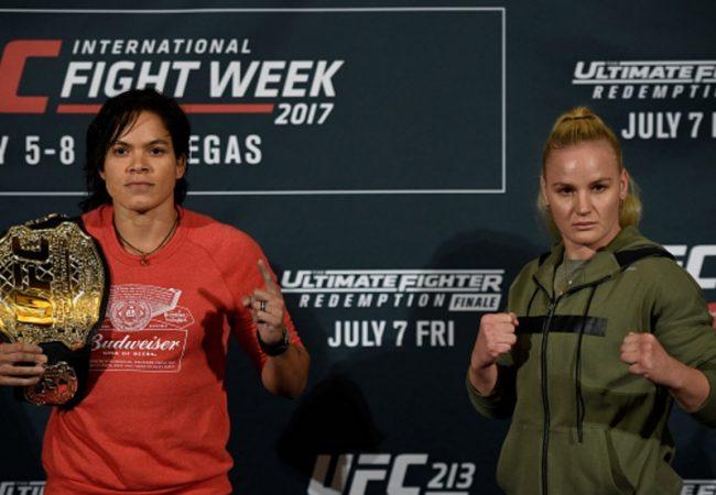 O que esperar de Amanda Nunes x Shevchenko pelo cinturão do UFC 215?