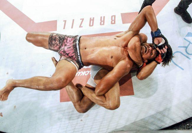 Jiu-Jitsu: O mata-leão vencedor de Ary Farias no ACB MMA, no Rio