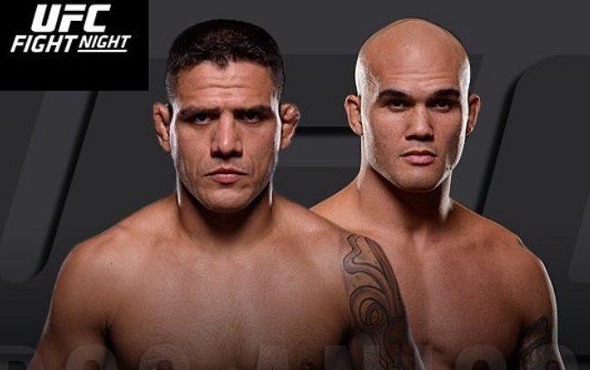 Ex-campeões Rafael dos Anjos e Robbie Lawler farão luta principal do UFC Winnipeg