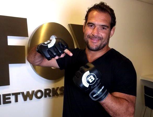 Léo Leite treina para o Bellator em 2020 e comenta perrengue no hospital