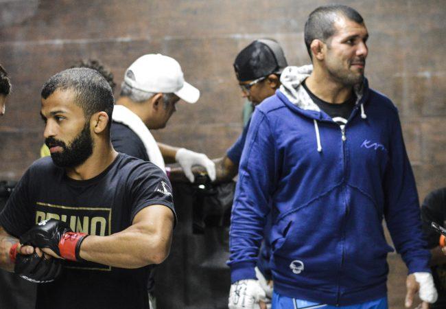 """""""Do Jiu-Jitsu ao MMA"""", com Rodolfo Vieira e Bruno Malfacine, estreia hoje no Combate"""