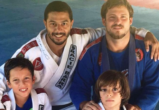 A aula de Jiu-Jitsu que todo pai deve dar ao filho