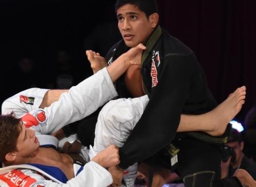 Saiba como rever grátis Nicholas Meregali x Diego Borges e outras lutas da Copa Podio de Jiu-Jitsu