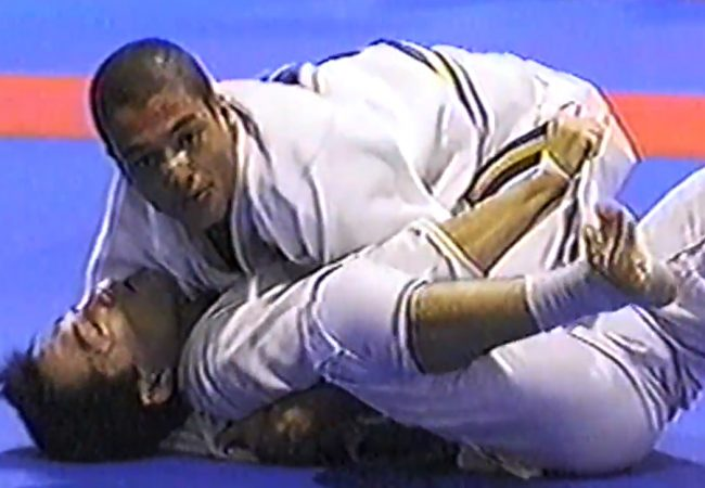 BJJ: Remember the style of Rockson Gracie, Rickson's firstborn