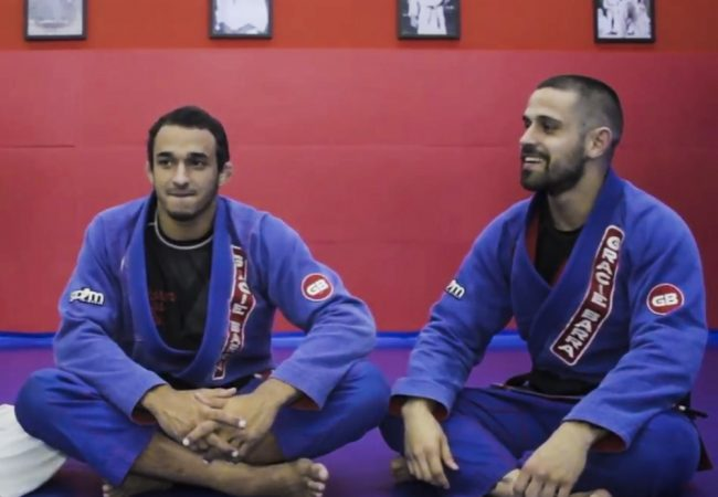 "Vídeo: Romulo Barral revela a ""fórmula mágica"" do Jiu-Jitsu na GB Vila Prudente"
