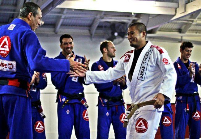 Do que um bom professor de Jiu-Jitsu é feito?
