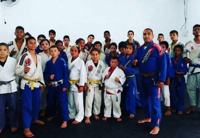 Jiu-Jitsu na Estrada: Vulnerabilidade social e o papel do esporte na vida das crianças