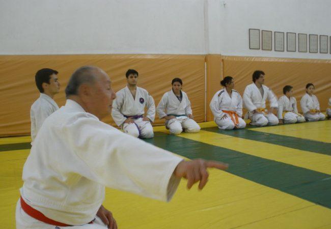 Mestre de judô receberá 10° Dan e será o mais graduado do Brasil