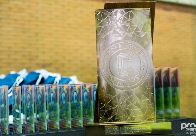 4ª edição do Prêmio de Top Ranking Prime presta homenagem aos melhores atletas gaúchos do Jiu-Jitsu