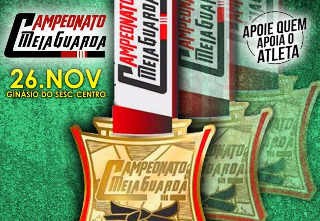 Quem vai levar a medalha de ouro no Campeonato Meiaguarda? Inscrições terminam nesta quarta-feira