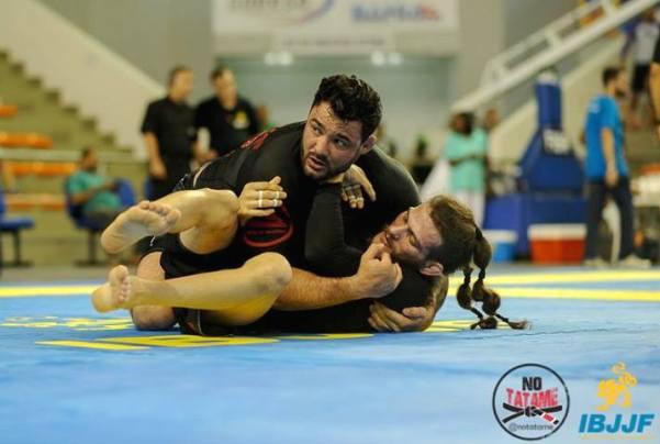 Dimitrius Souza, Cássio Francis dominate Salvador Spring Open