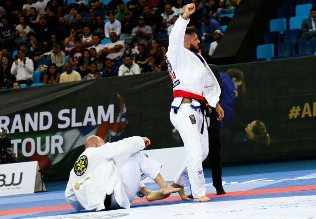 Patrick Gáudio detalha vitória sobre Xande Ribeiro antes do ouro no Abu Dhabi Grand Slam de Jiu-Jitsu