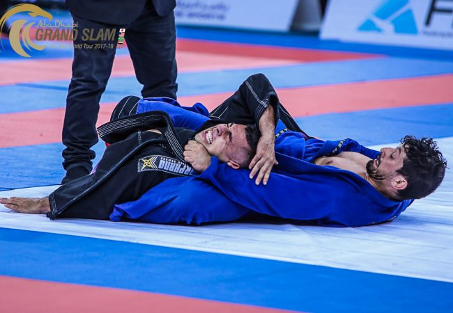 Abu Dhabi Grand Slam Rio: day 1 highlights