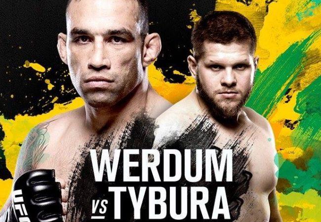 Vídeo: Fabrício Werdum analisa Jiu-Jitsu no peso pesado do UFC