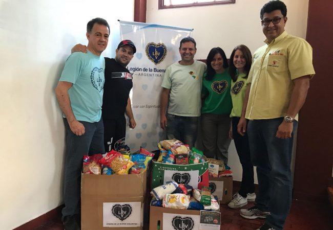 Parceria entre Brasil e Argentina no Jiu-Jitsu arrecada quase uma tonelada de alimentos para doação