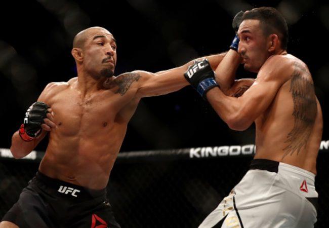 Vídeo: José Aldo promete mudanças para revanche do cinturão no UFC 218