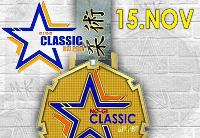 Jiu-Jitsu: Reta final de inscrições para o Classic BJJ Pro em Fortaleza