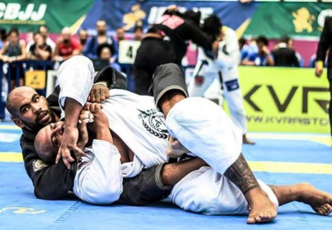 Erberth Santos wins double gold at South American Jiu-Jitsu Championships