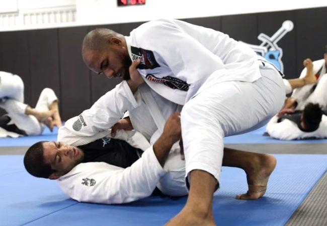 Vídeo: O treino explosivo de André Galvão e Erberth Santos no Jiu-Jitsu