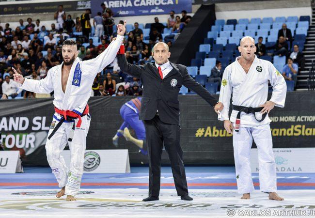 Abu Dhabi Grand Slam Rio: the black-belt finalists