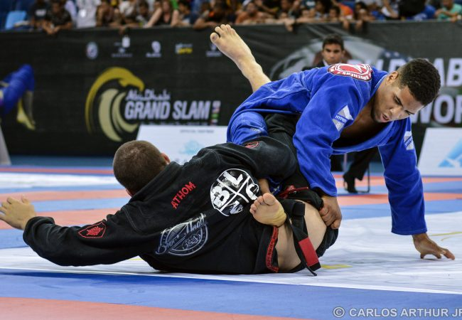 Abu Dhabi Grand Slam Rio: final results