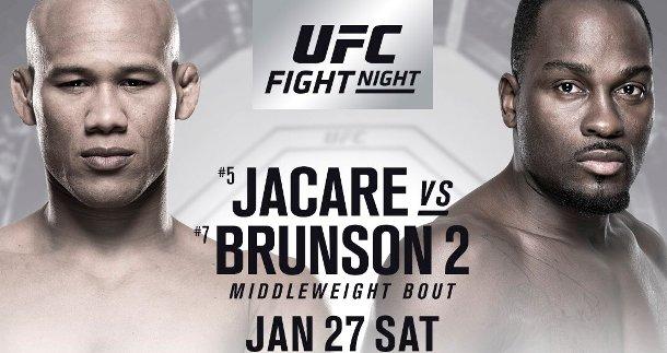 Confirmado: Ronaldo Jacaré volta aos cages com revanche na luta principal do UFC