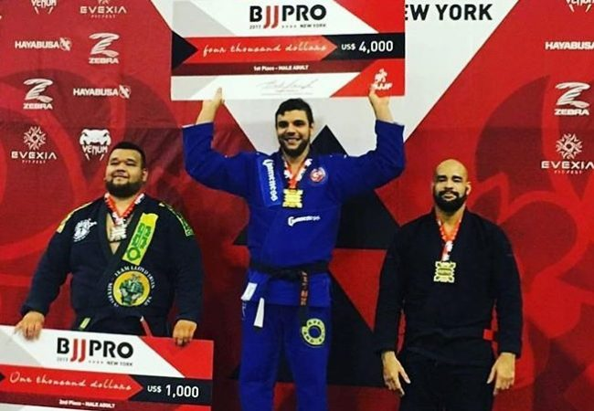 Video: João Gabriel, Tayane Porfírio, Keenan Cornelius shine at New York BJJ Pro