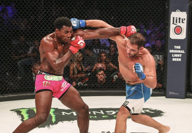 Léo Leite perde invencibilidade no Bellator 186; Ryan Bader defende cinturão