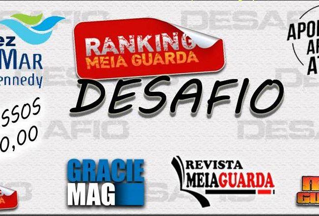 Os melhores do Jiu-Jitsu cearense? Desafio Ranking Meiaguarda responde neste sábado