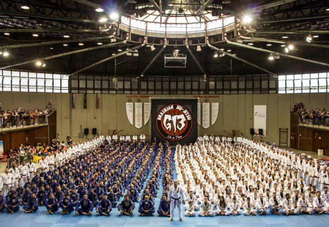 Roberto Godói gradua com 1.200 faixas e celebra força do Jiu-Jitsu em São Paulo