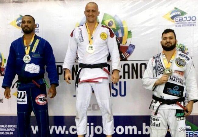 Daniel Nova e a arte de botar para baixo no Jiu-Jitsu e MMA