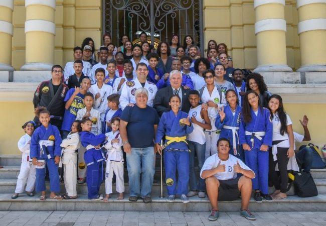 Entrevista exclusiva: Cleiber Maia e o próximo passo no incentivo a projetos do Jiu-Jitsu