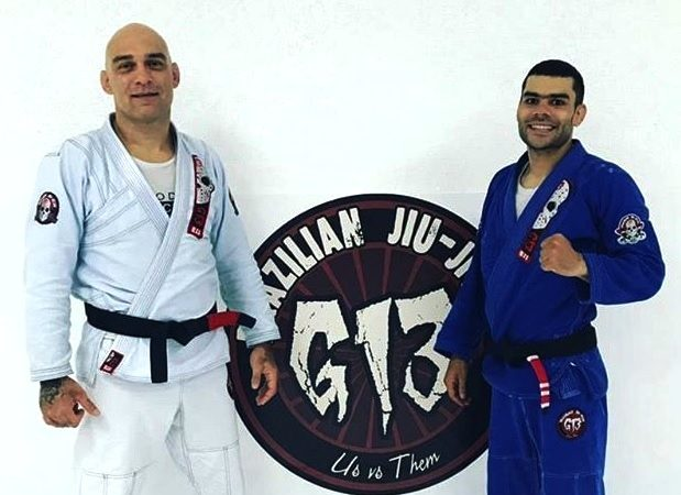 Roberto Godoi ensina ataque duplo do crucifixo no Jiu-Jitsu