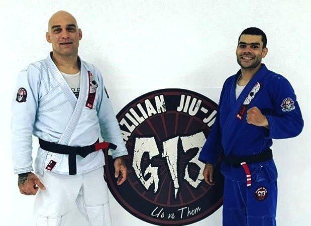 Roberto Godoi ensina ataque duplo do crucifixo no Jiu-Jitsu