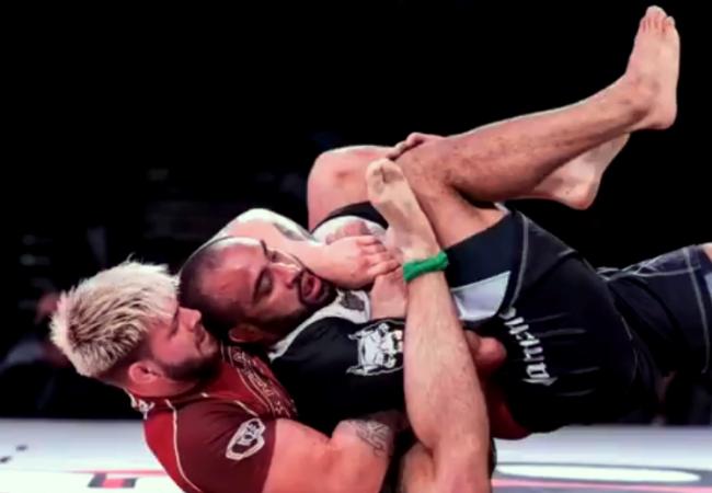 Gordon Ryan finaliza Yuri Simões; Renato Canuto fatura título do Kasai Pro Jiu-Jitsu