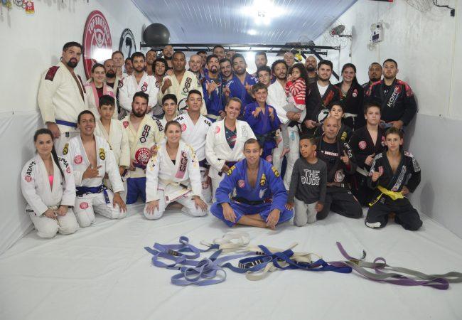 Matheus Zimmermann ensina defesa do relógio com finalização no Jiu-Jitsu