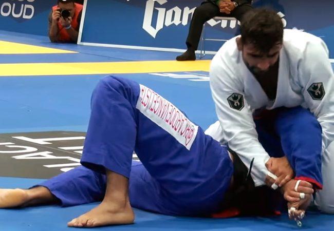 Jiu-Jitsu: A queda e a finalização de Leandro Lo no GP de Pesados da IBJJF