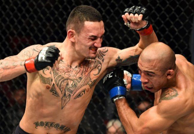 Max Holloway nocauteia José Aldo e defende cinturão peso-pena no UFC 218