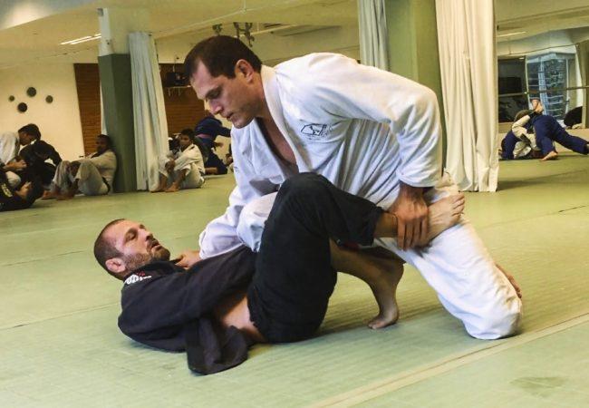 Vídeo: Ralph e Roger Gracie em treino técnico de Jiu-Jitsu