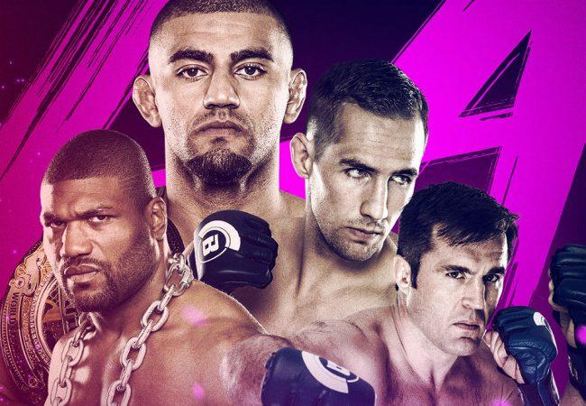 Gracie, Sonnen, Rampage e mais astros no Bellator 192, exclusivo no Fox Sports