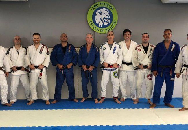 Associação de Magistrados do RJ fecha parceria no Jiu-Jitsu com Leão Teixeira