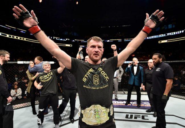 Stipe Miocic: a aula de humildade do rei dos pesos pesados do UFC