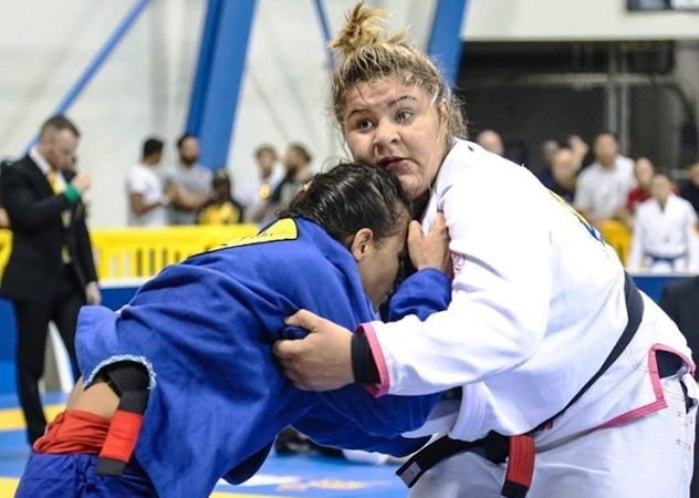 Euros: Tayane beats Bia in riveting absolute final, and a Portuguese fighter makes history