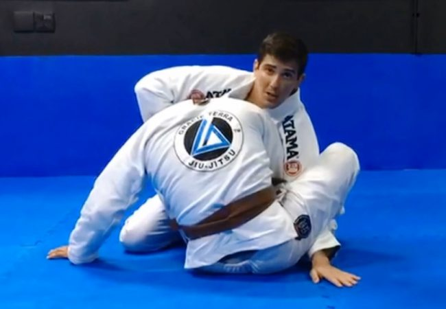 Vitor Terra teaches a counter-attack to the hook sweep