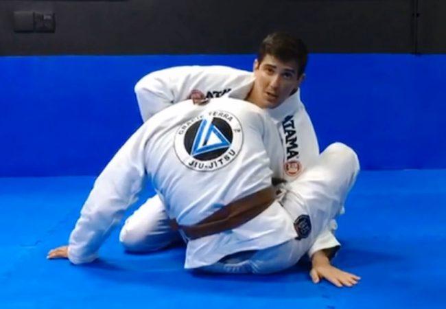 Vitor Terra ensina contra-ataque da raspagem de gancho no Jiu-Jitsu
